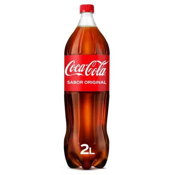 Oferta de COCA-COLA Refresc de cola por 2,17€