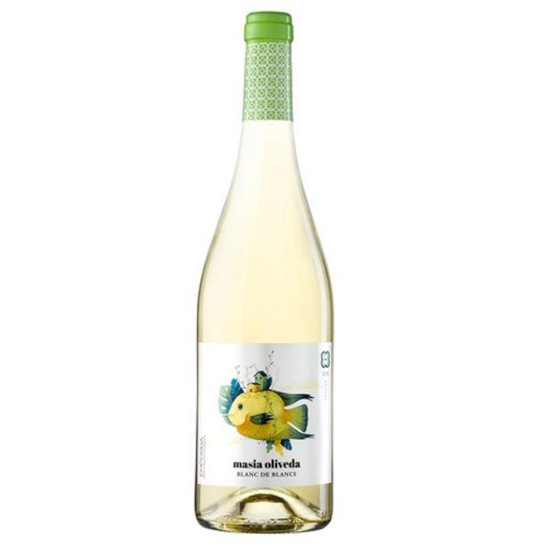 Oferta de MASIA OLIVEDA Vi blanc DO Empordà Km0 por 3,79€