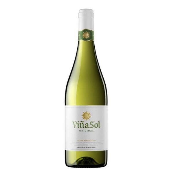 Oferta de VIÑA SOL Vi blanc DO Catalunya Viña Sol Km0 por 5,55€
