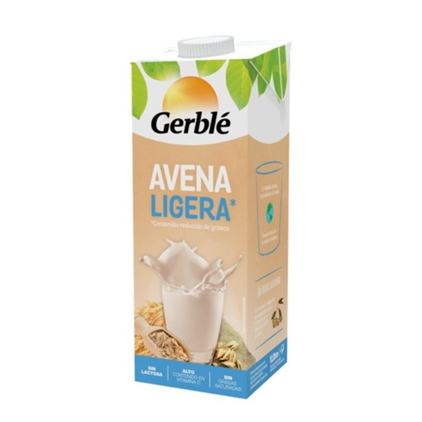 Oferta de GERBLÉ Beguda de civada lleugera por 1,69€