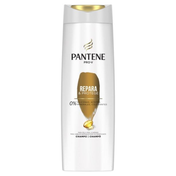 Oferta de PANTENE Xampú Repara i Protegeix por 3,95€