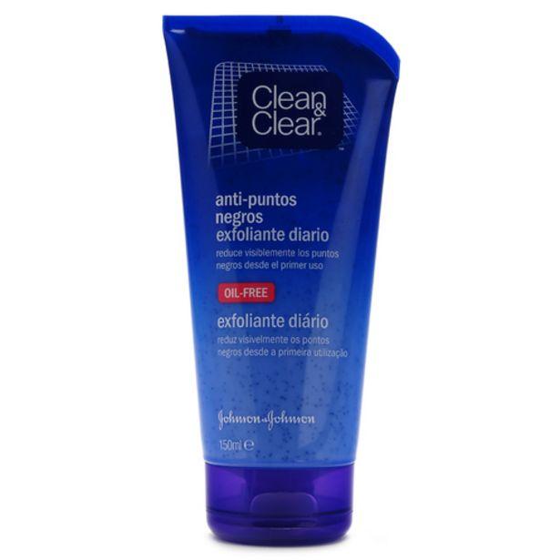 Oferta de CLEAN & CLEAR Gel exfoliant anti-punts negres por 4,95€