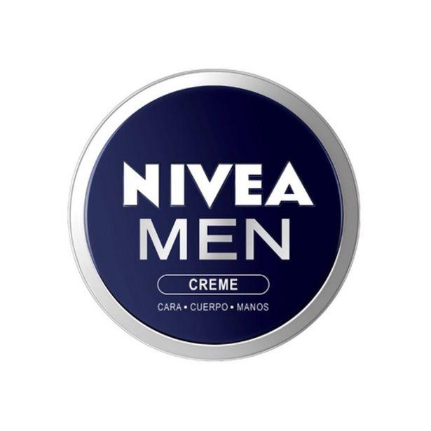 Oferta de NIVEA Crema facial por 3,49€