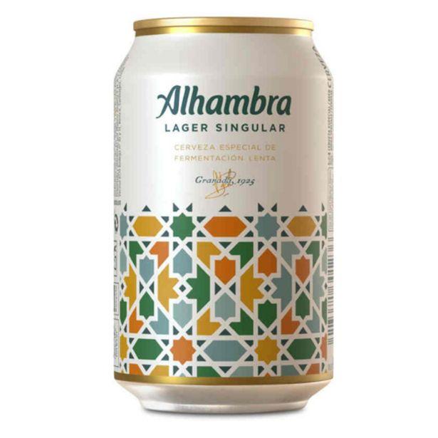 Oferta de ALHAMBRA Cervesa por 0,55€