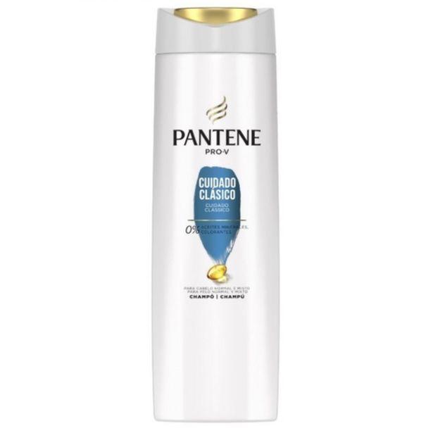 Oferta de PANTENE Xampú cura clàssica por 2,25€