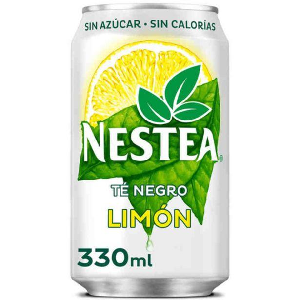 Oferta de NESTEA Refresc de te llimona sense sucre por 0,61€
