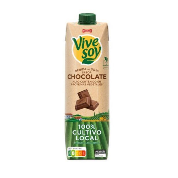 Oferta de VIVE SOY Beguda de soja i xocolata por 1,75€