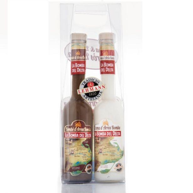 Oferta de LEHMANN Crema de licor d'arròs Km0 por 13,25€
