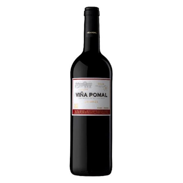 Oferta de VIÑA POMAL Vi negre DOQ Rioja criança por 7,29€