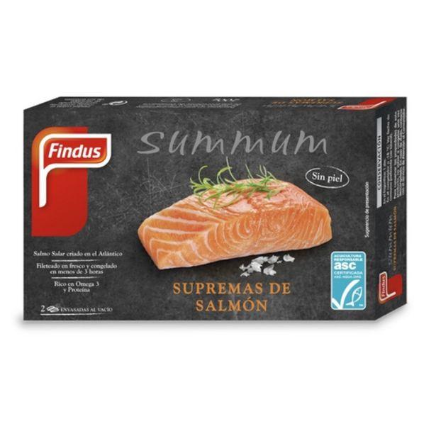 Oferta de FINDUS Supremes de salmó por 5,99€