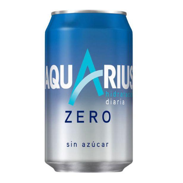 Oferta de AQUARIUS Refresc de llimona Zero por 0,71€