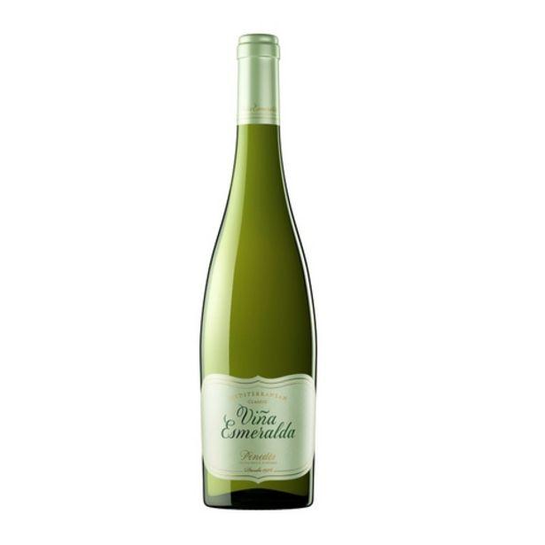 Oferta de VIÑA ESMERALDA Vi blanc DO Penedès Viña Esmeralda Km0 por 6,99€