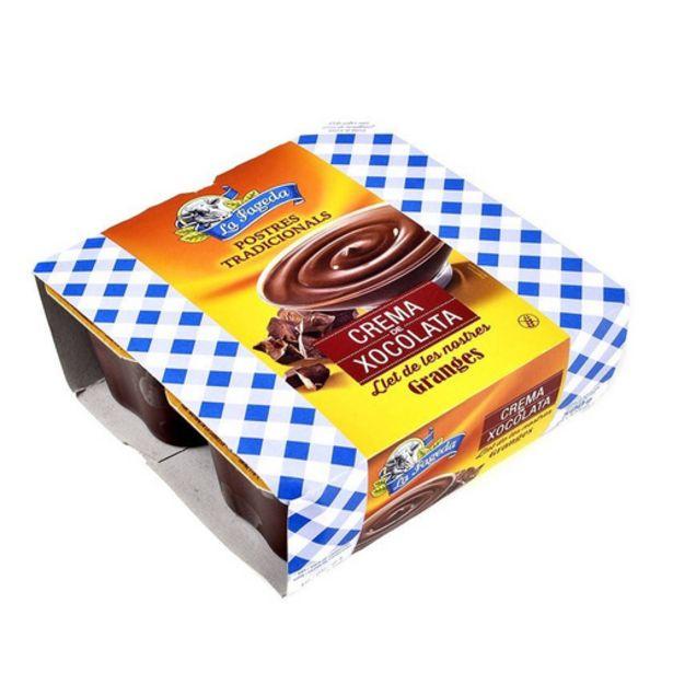 Oferta de LA FAGEDA Crema de xocolata por 2,19€