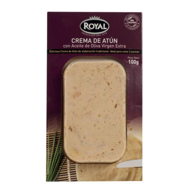 Oferta de ROYAL Crema de tonyina por 1,79€