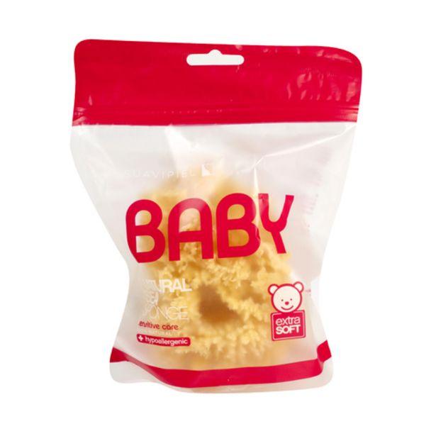 Oferta de SUAVIPIEL Esponja per a nadons por 3,8€
