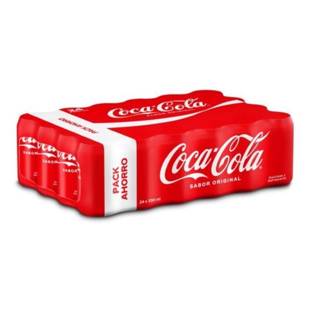 Oferta de COCA-COLA Refresc de cola por 16,8€