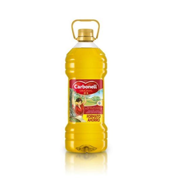 Oferta de CARBONELL Oli d'oliva suau por 11,95€