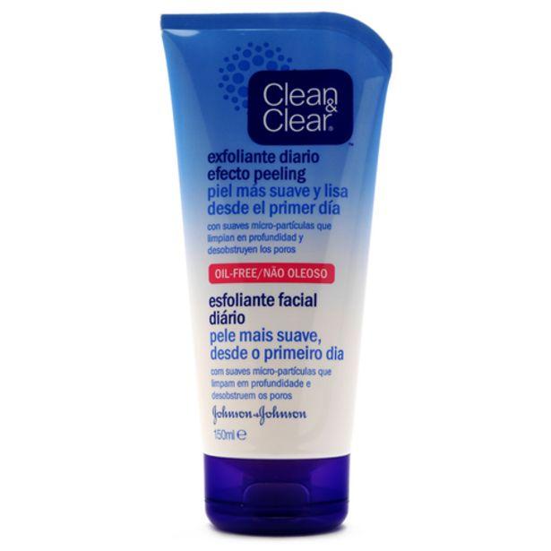 Oferta de CLEAN & CLEAR Gel exfoliant diari por 4,95€