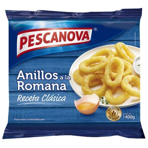 Oferta de PESCANOVA Anelles a la romana por 2,49€