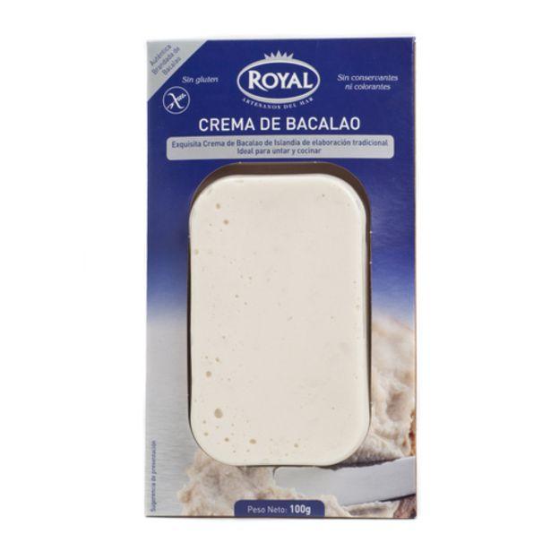 Oferta de ROYAL Crema de bacallà por 1,79€