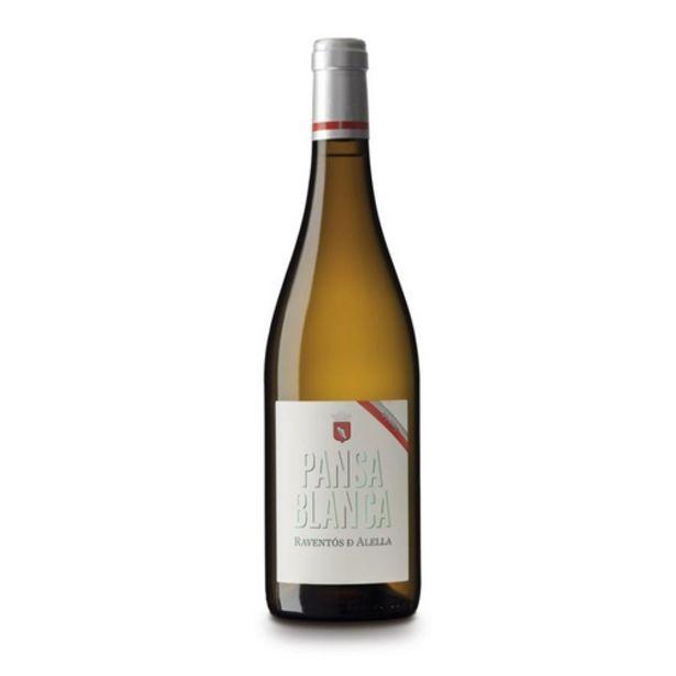 Oferta de MARQUÈS D'ALELLA Vi blanc DO Alella Km0 por 6,7€