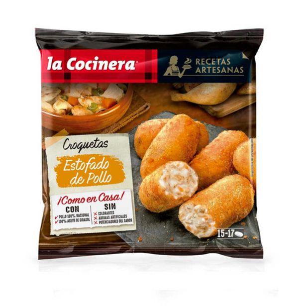 Oferta de LA COCINERA Croquetes de pollastre por 3,64€