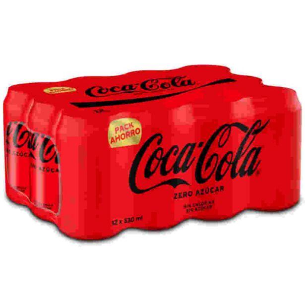 Oferta de COCA-COLA Refresc de cola Zero por 7,92€