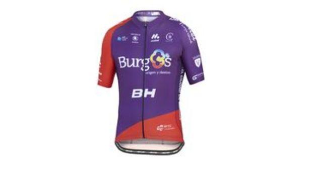 Oferta de MAILLOT CORTO BURGOS-BH por 55,9€