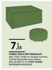 Oferta de Fundas por 7,55€