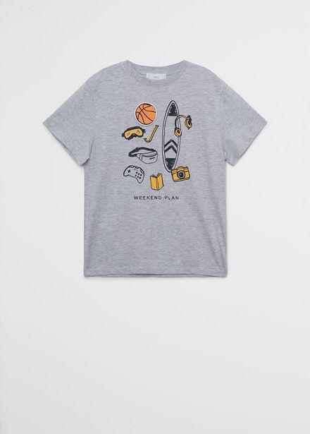 Oferta de Camiseta flap por 6,99€