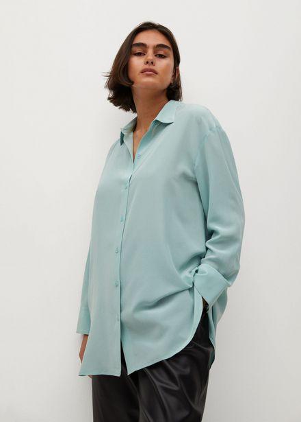 Oferta de Blusa sedera por 47,99€