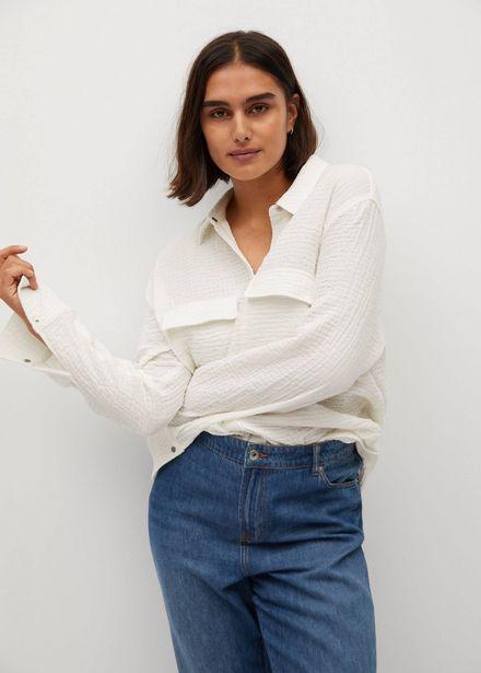 Oferta de Blusa sobre por 22,99€