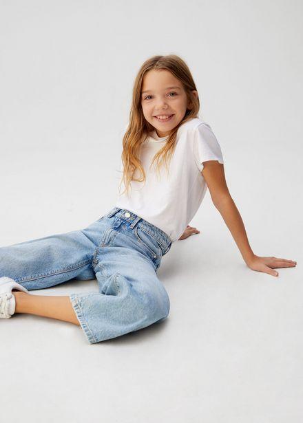 Oferta de Jeans culotte por 7,99€