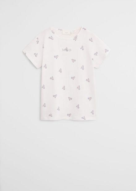 Oferta de Camiseta mngfis-h por 2,49€