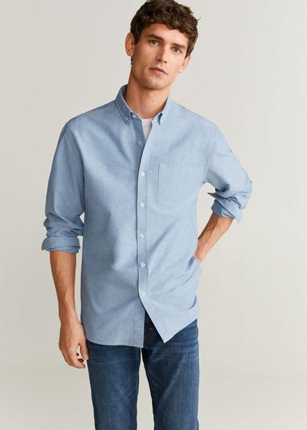 Oferta de Camisa oxford por 9,99€