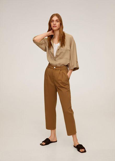 Oferta de Pantalon relax por 7,99€