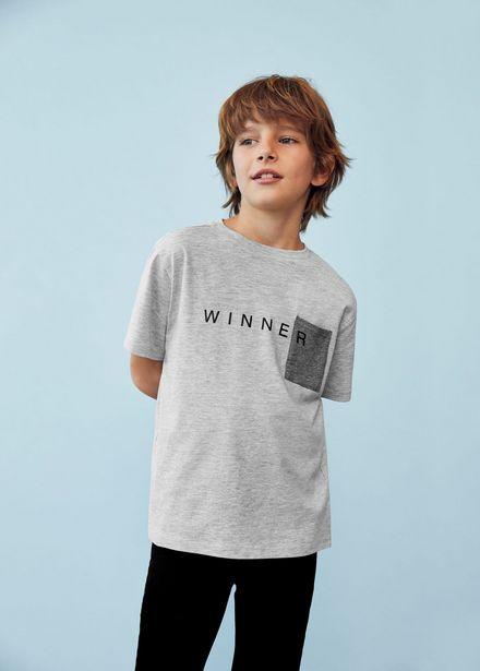 Oferta de Camiseta winner por 4,49€
