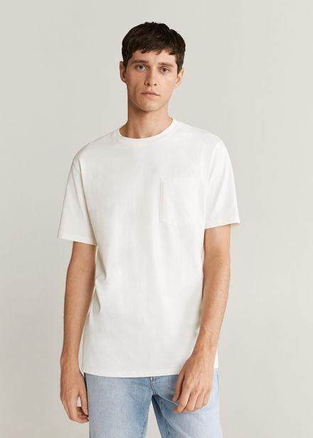 Oferta de Camiseta pocket por 7,99€