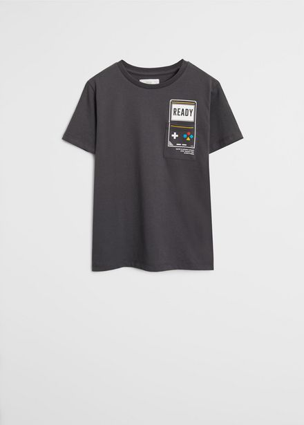 Oferta de Camiseta pocket por 5,99€