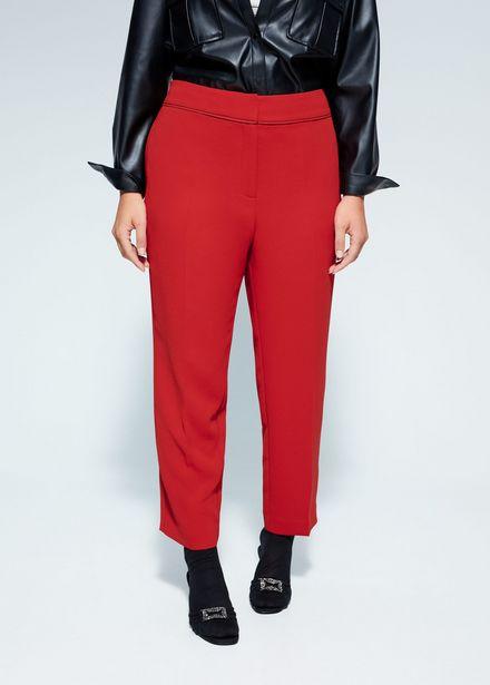 Oferta de Pantalon vanila por 14,99€