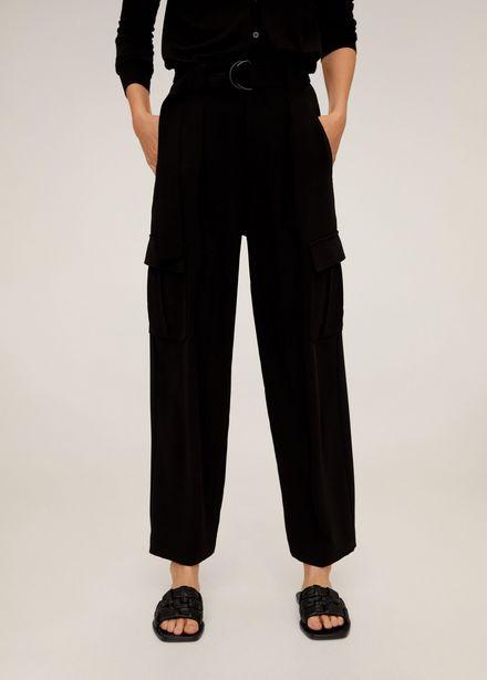 Oferta de Pantalon carlota por 17,99€