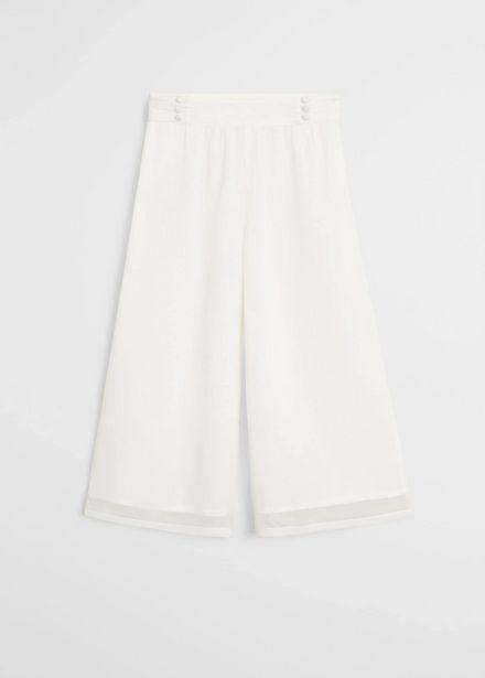 Oferta de Pantalon aqua por 7,99€