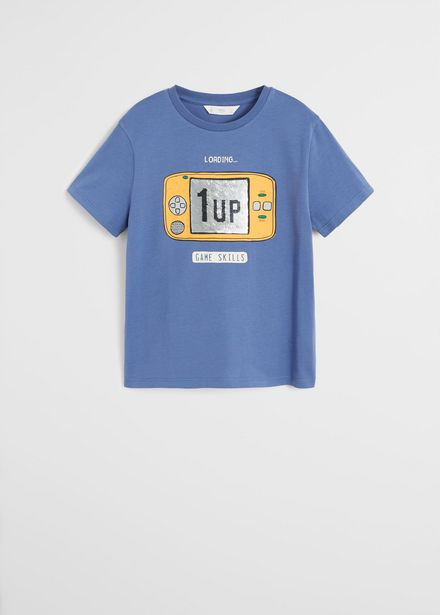 Oferta de Camiseta video-h por 5,99€