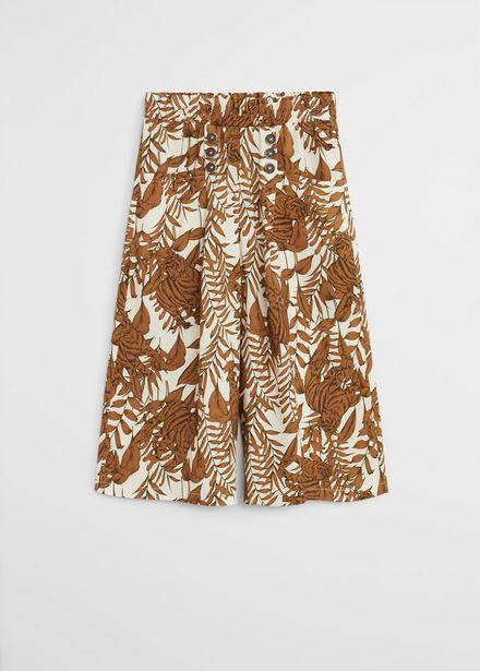 Oferta de Pantalon tigre por 12,99€