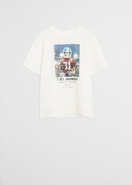 Oferta de Camiseta urban por 4,49€