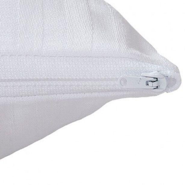 Oferta de Funda de almohada raso labrado por 9,89€