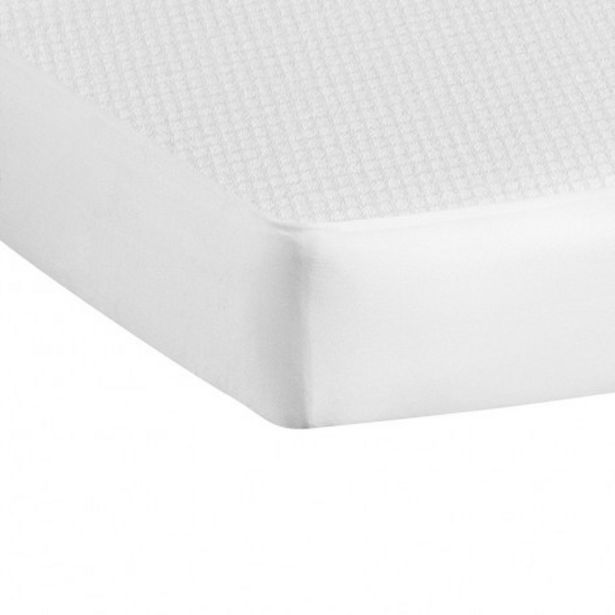 Oferta de Sábana bajera termo regulador algodón hasta grosor 30 cm por 61,75€