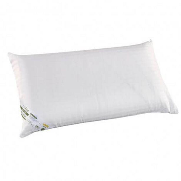 Oferta de Almohada látex Confort micro-alvéolos firmeza media-alta por 54,9€