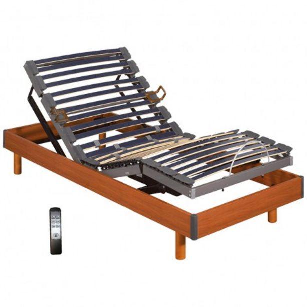 Oferta de Somier articulado Futurlam Pikolin madera inalámbrico por 645€