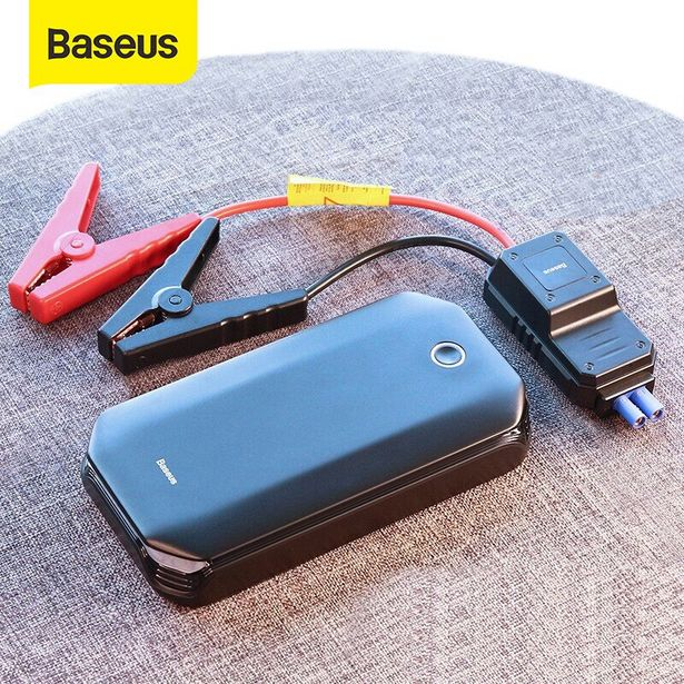Oferta de Baseus-arrancador de batería de coche por 48,86€